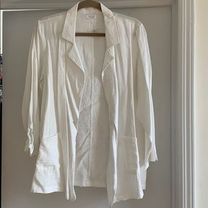 Sage the label white blazer